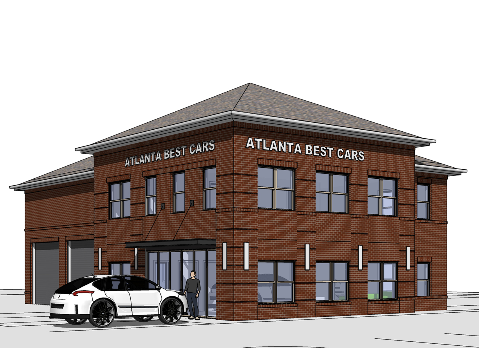 Atlanta Best Cars Perspective