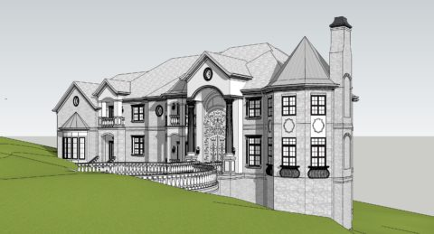 Hani Residence Perspective