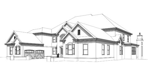 Sukh House Perspective 1