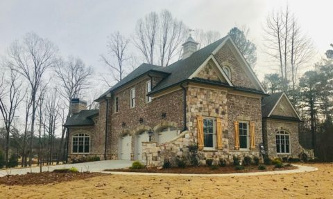 Custom Home-Alpharetta 01
