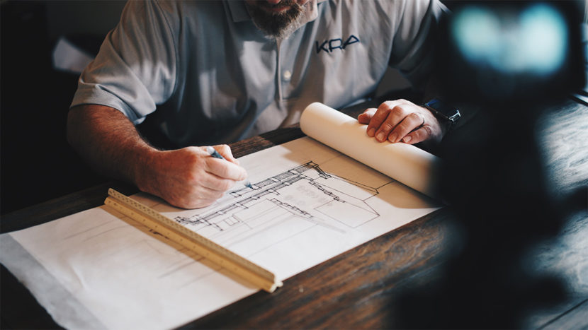 The 5 Key Architectural Design Phases