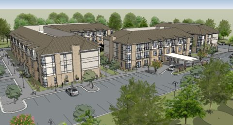 S.S. Senior Living Building 01