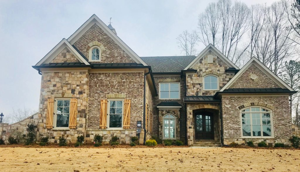 Custom Home-Alpharetta 02