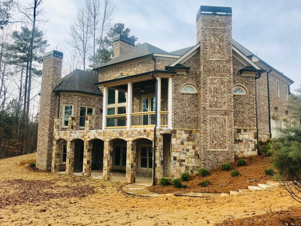 Custom Home-Alpharetta 04
