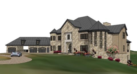 Ogletree Custom Home 01
